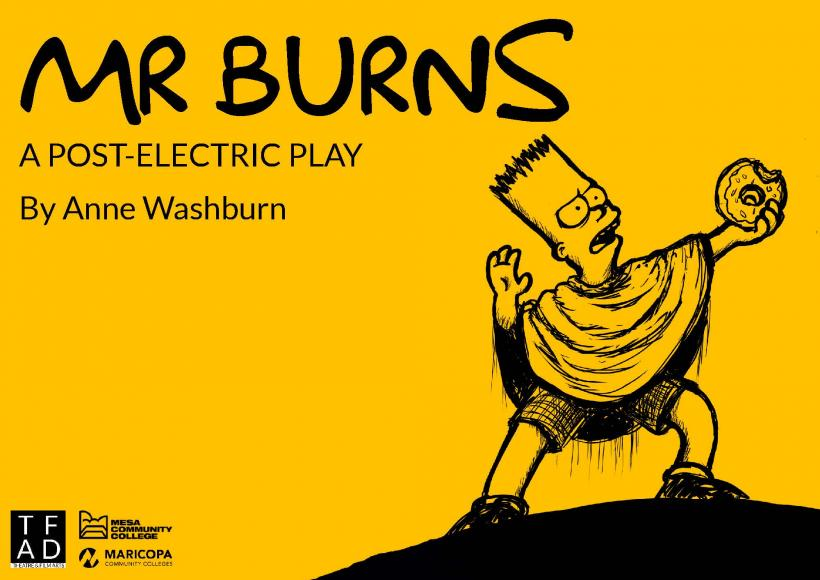 Mr Burns, A Post Electric Play GHSTA - YouTube