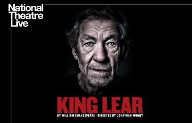 picture of Ian Mckellen as King Lear