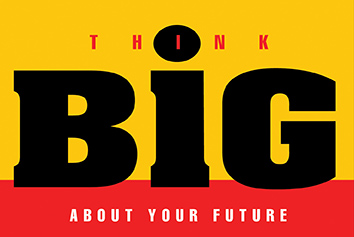 Caterpillar - ThinkBIG About Your Future