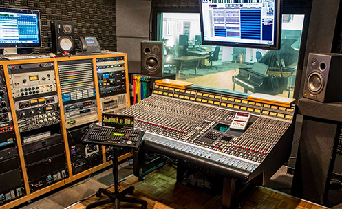 Audio and Video Production top colleges for communication