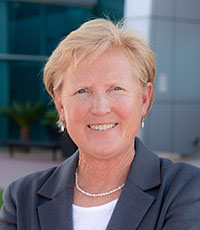 Lori Berquam, Interim College President of Mesa Community College