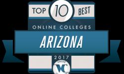 Top 10 Best Online College logo