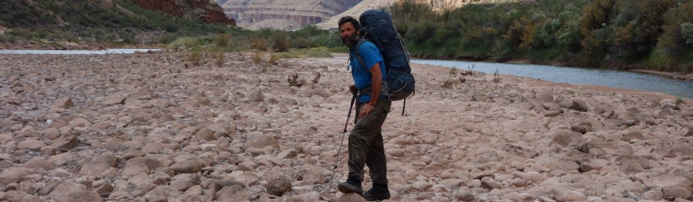 MCC Prof is 3rd to Hike Length of Grand Canyon, Twice