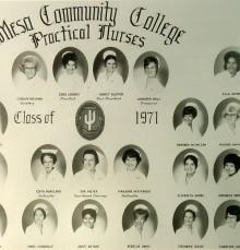 Spring Class of 1971