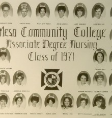 Spring Class of 1971 - AS Degree