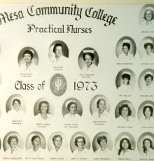 Class of 1973 - Practical Nursing