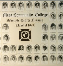 Spring Class of 1973 - AA Degree