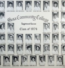 Spring Class of 1974 - AA Degree