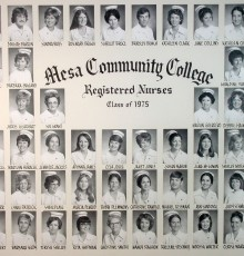 Spring Class of 1975 - AA Degree