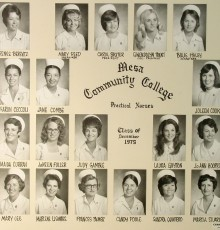December Class of 1976 - Practical Nursing