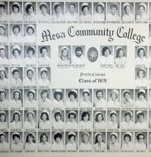 Spring Class of 1975 - Practical Nursing