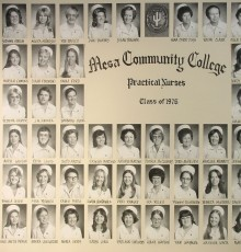 Spring Class of 1976 - Practical Nursing