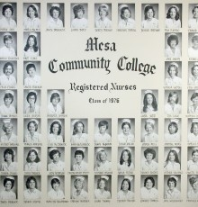 Spring Class of 1976 - AA Degree