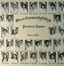Spring Class of 1977 - Practical Nursing
