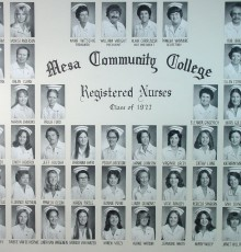 Spring Class of 1977 - AA Degree