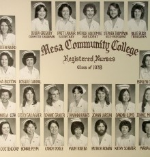 Spring Class of 1978 - AA Degree