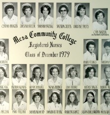 December Class of 1979 - AA Degree