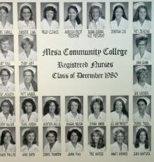 December Class of 1980 - AA Degree