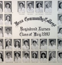 Spring Class of 1980 - AA Degree