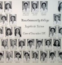 December Class of 1981 - AA Degree