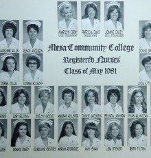 Spring Class of 1981 - AA Degree