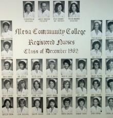 December Class of 1982 - AA Degree