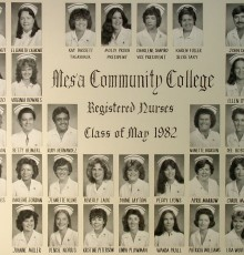 Spring Class of 1982 - AA Degree