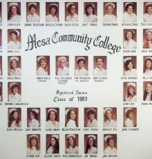 Spring Class of 1983 - AA Degree