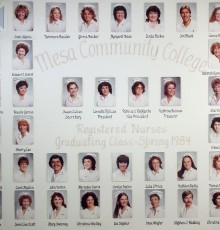 Spring Class of 1984 - AA Degree