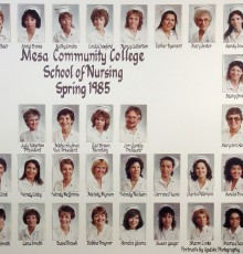 Spring Class of 1985 - AA Degree