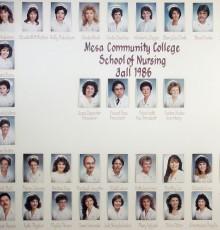 Fall Class of 1986 - AA Degree