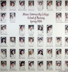 Spring Class of 1986 - AA Degree