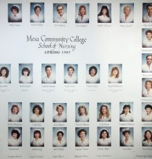 Spring Class of 1987 - AA Degree