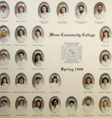 Spring Class of 1988 - AA Degree