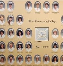 Fall Class of 1989 - AA Degree