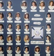Fall Class of 1990 - AA Degree