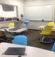 The smaller breakout room is used for the Accelerated Learning Program.