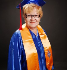 Bonnie Brockway - Associate in Arts Degree