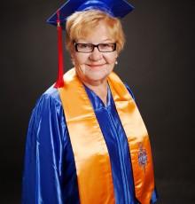 Bonnie Brockway - Associate in Arts Degree