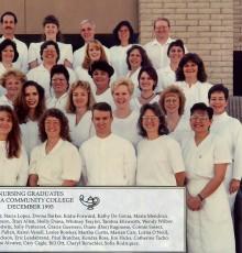 Fall Class of 1995 - AA Degree