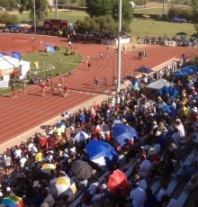 John D. Riggs Stadium at Mesa Community College