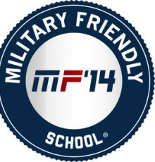 Military Friendly 2014 Logo