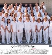 Fall Class of 1999 - AA Degree