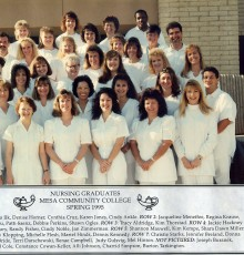 Spring Class of 1995 - AA Degree