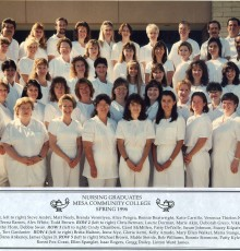 Spring Class of 1996 - AA Degree
