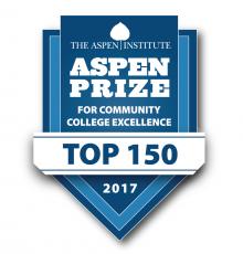 Aspen Prize Top 150 Logo