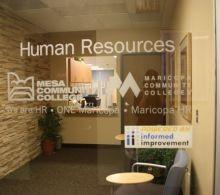 HR @ MCC - informed improvement