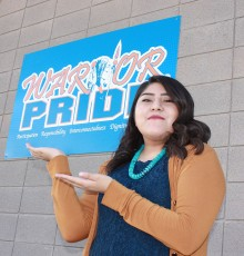 Mariah Pahona-Charlie - Associate in Arts