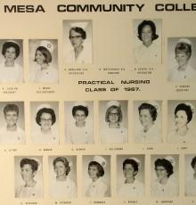 Spring Class of 1967 - Practical Nursing