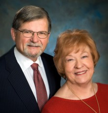 Drs. Kenneth and Rebecca Boren